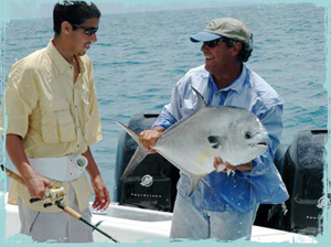 Make a Wish Foundation and Spanish Fly Permit Fishing