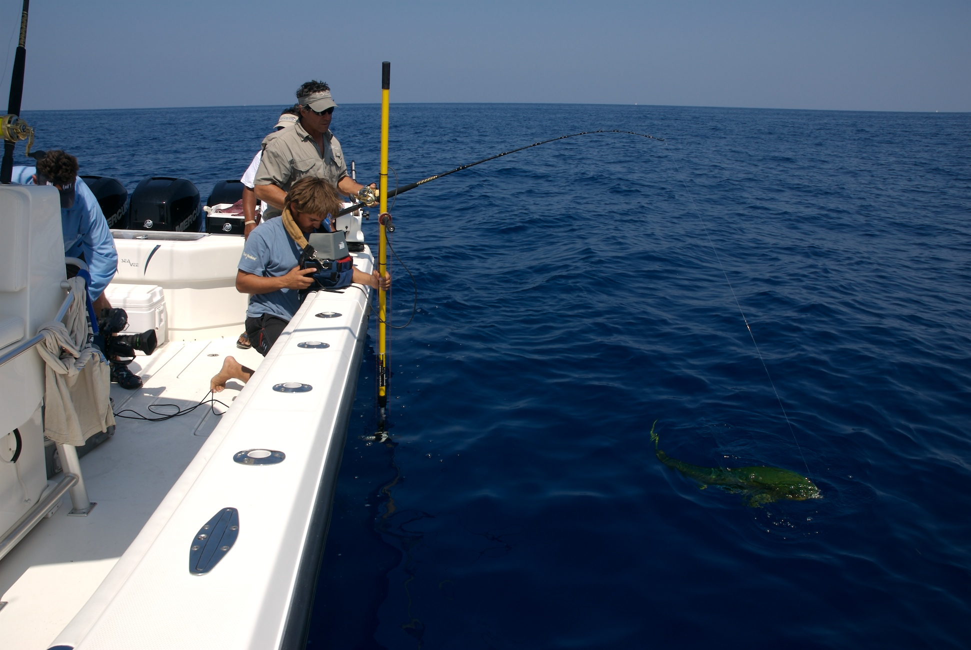 Isla mujeres mike polecam spanish fly tv for Isla mujeres fishing