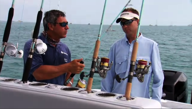 Field Testing New Fishing Tackle In Key West Spanish Fly Tv